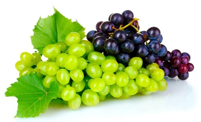خوردن انگور ضامن سلامت قلب و عروق