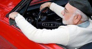 رانندگی در سنین سالمندی