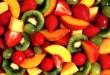 روش صحیح مصرف میوه جات