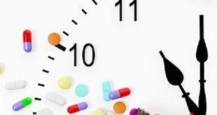ساعت جذب ویتامین ها