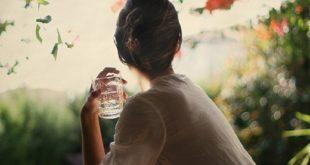 نوشیدن آب در ابتدای صبح