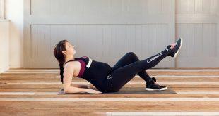 ورزش کردن در زمان بارداری