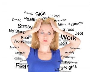 اختلالات اضطرابی