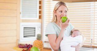 توصیه های غذایی مخصوص مادران شیرده