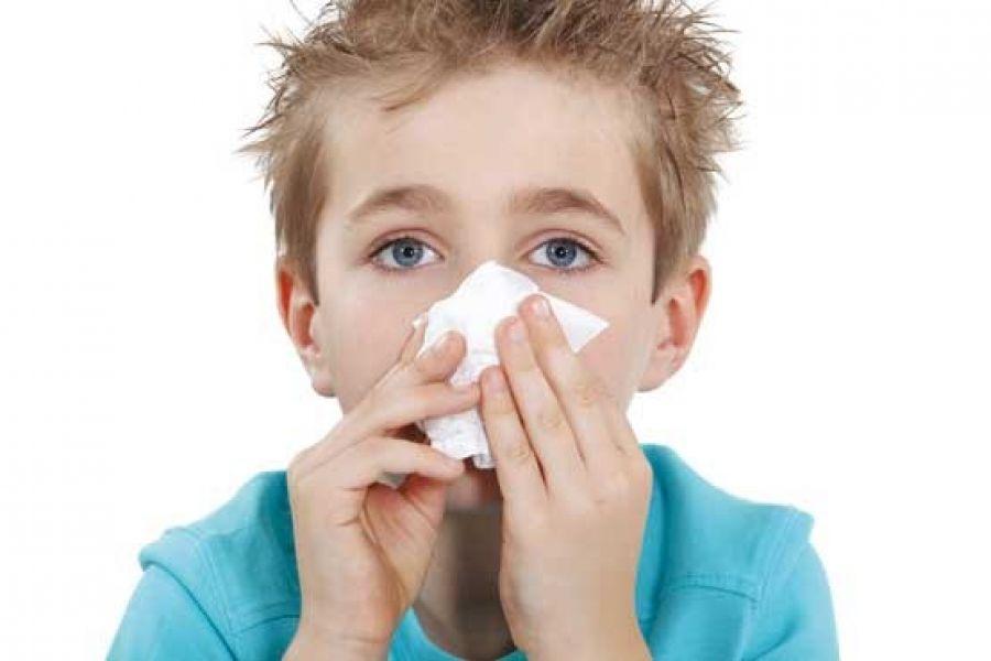 شکستگی بینی در کودکان