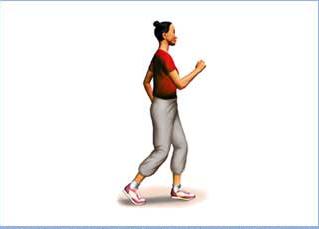 تمرین صحیح راه رفتن