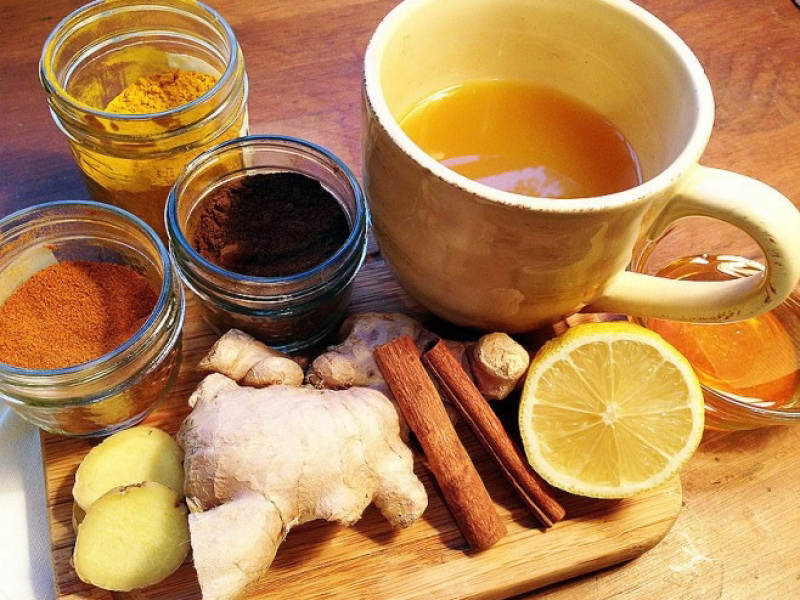 دمنوش های مفید برای سرماخوردگی و افزایش انرژی