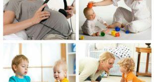 پرورش هوش و خلاقیت کودک از بارداری تا دو سالگی
