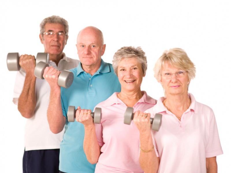 درمان پوکی استخوان با ورزش
