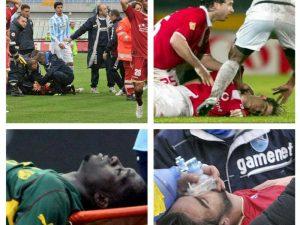 مرگ ناگهانی ورزشکاران