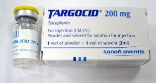 آنتی بیوتیک تارگوسید