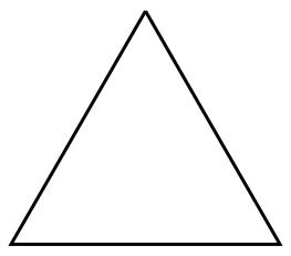 تست روانشناسی مثلث
