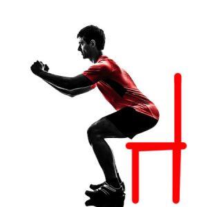 صندلی فرضی ورزش مفید تنگ شدن کانال