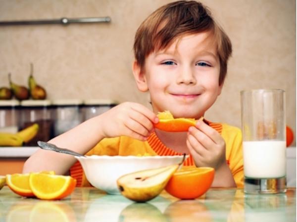 رژیم غذایی مناسب برای افزایش قد کودکان