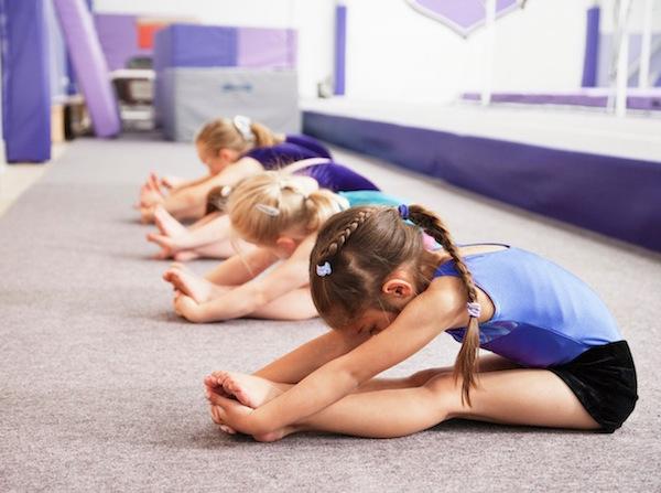 ورزش های کششی برای افزایش قد کودکان