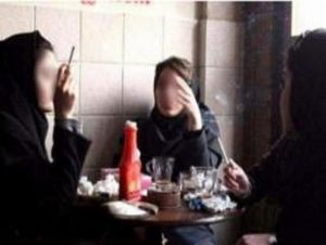 سیگار کشیدن زنان