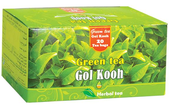 خرید اینترنتی دمنوش چای سبز