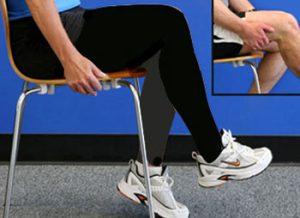 ورزش زانودرد