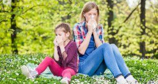 پیشگیری از آلرژی فصلی