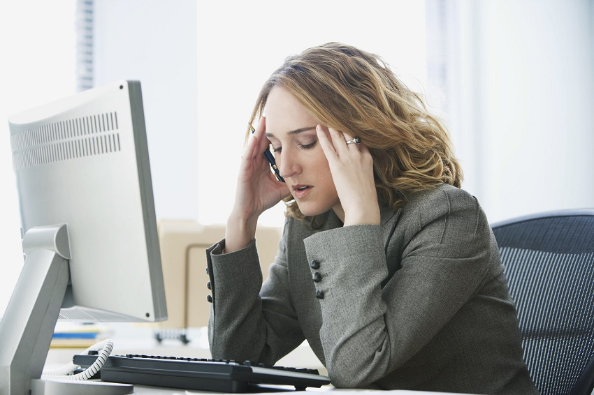 کاهش شنوایی با استرس
