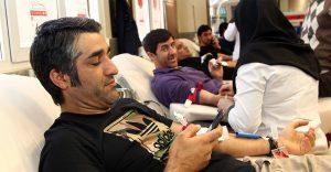 توصیه به اهداکنندگان خون