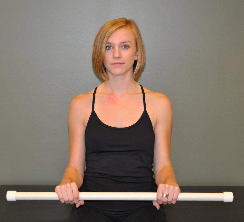 درمان شانه منجمد با ورزش