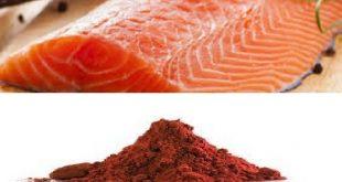 کاربرد رنگدانه در تغذیه قزل آلا