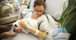 خاطرات زایمان یک مادر