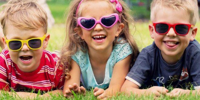 خرید عینک آفتابی کودکان
