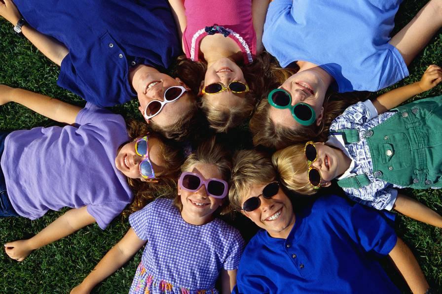 مشخصات عینک آفتابی کودکان