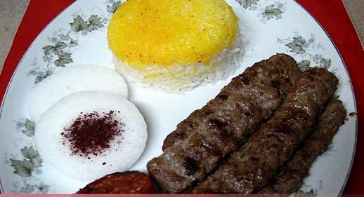کباب کوبیده در ماهیتابه