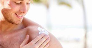 کرم ضد آفتاب مردانه