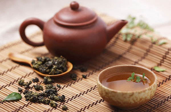 چای اولانگ و لاغری