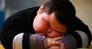 آمار چاقی کودکان و نوجوانان در سطح جهانی