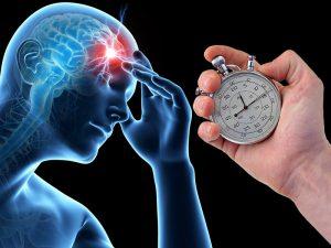 سه ساعت طلایی در سکته مغزی