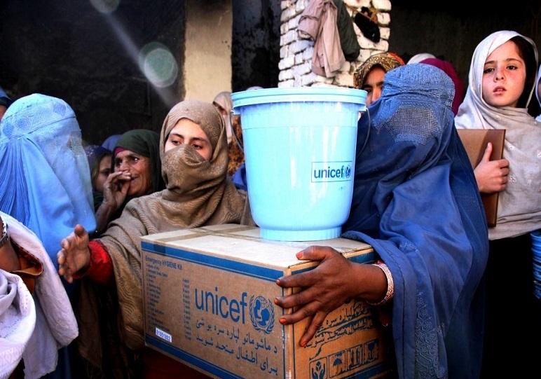 سطح بهداشت در افغانستان