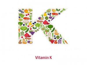 کمبود ویتامین K