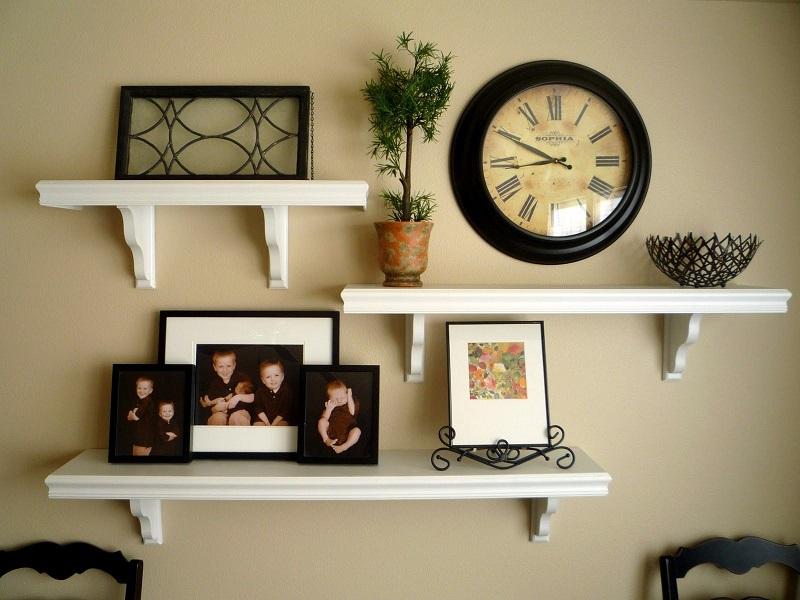 چیدمان عکس ها در منزل