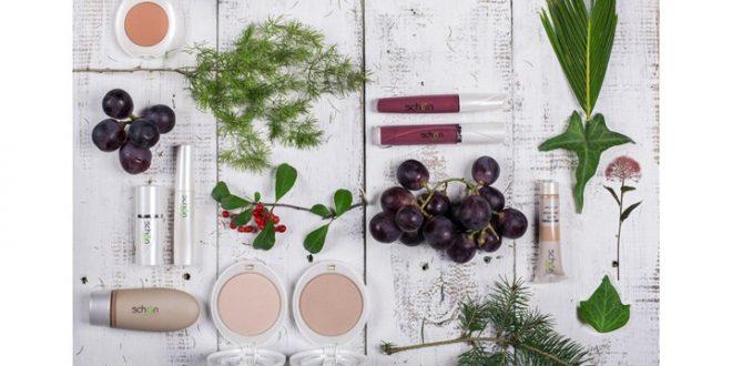 محصولات آرایشی گیاهی